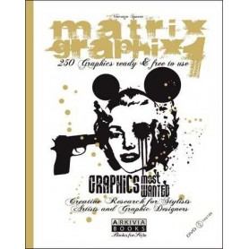 (Arkivia) MATRIX GRAPHIX 1 Book (VINCENZO SGUERA)