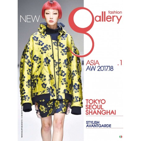 Fashion Gallery Asia (Woman) Magazine Subscription A/W & S/S