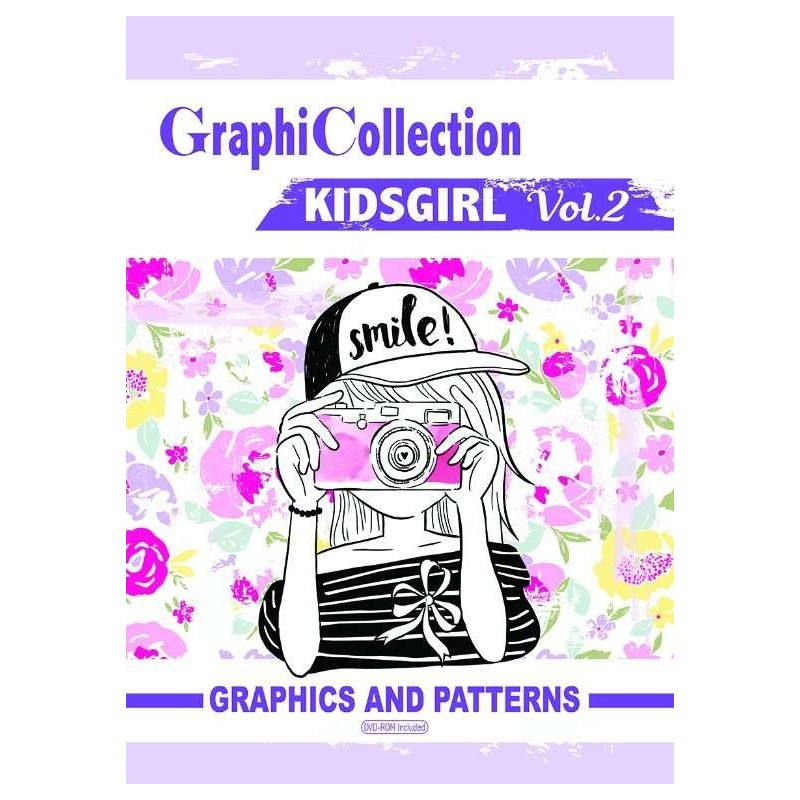 GRAPHICOLLECTION KIDSGIRL VOL.2