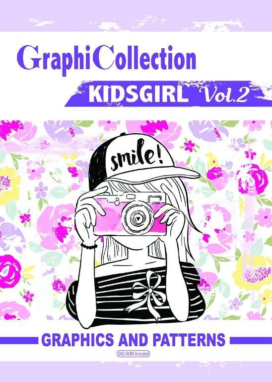 Graphicollection Kids VOL.2 Book