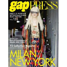 Gap Press Collections Magazine (Milan / New York)