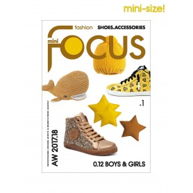 Fashion Focus Mini Shoes Magazine