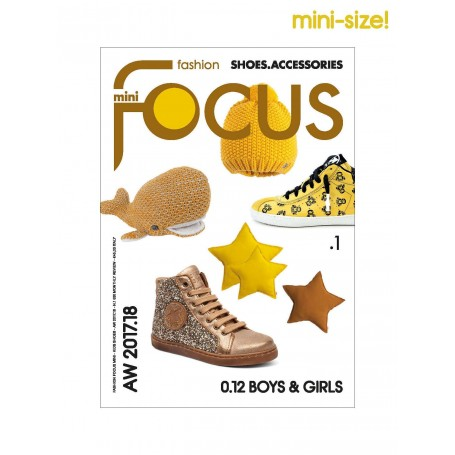 Fashion Focus Mini Shoes Magazine Subscription (A/W & S/S)