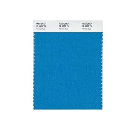 Pantone 18-1757 TN Sparklng Cosm Nylon Brights Swatch Card