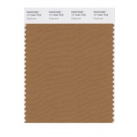 Pantone 17-1044 TCX Swatch Card Chipmunk