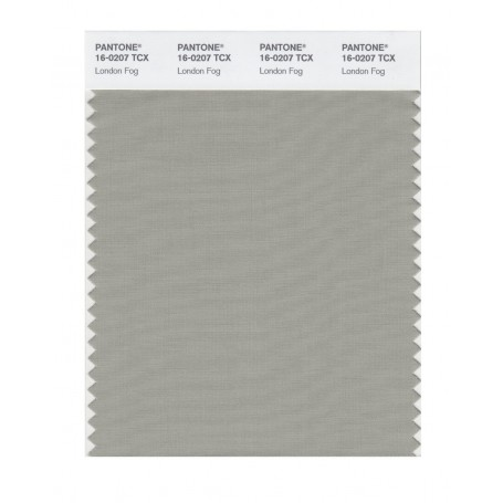 Pantone 16-0207 TCX Swatch Card Green Mist