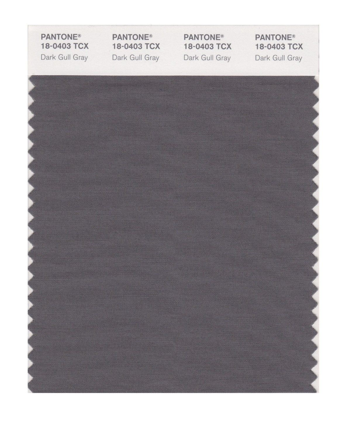 Pantone 18-0420 TCX Swatch Card Four Leaf Clover