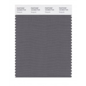 Pantone 18 4005 Tcx Swatch Card Steel Gray Buy In India