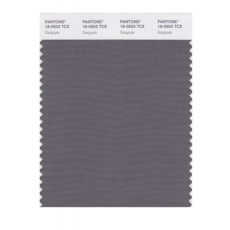 Pantone 18-0503 TCX Swatch Card Cypress