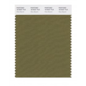 Pantone 18-0527 TCX Swatch Card Olive Branch