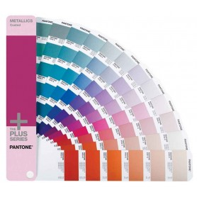Pantone Metallics Coated Guide GG1507 (Plus Series)