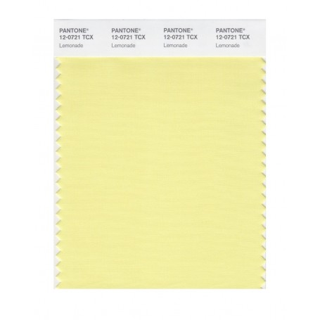 Pantone 12-0717 TCX Swatch Card Anise Flower