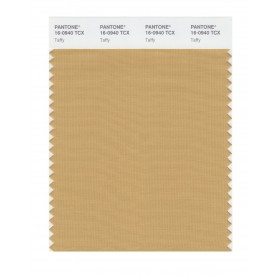 Pantone 16-0940 TCX Swatch Card Taffy