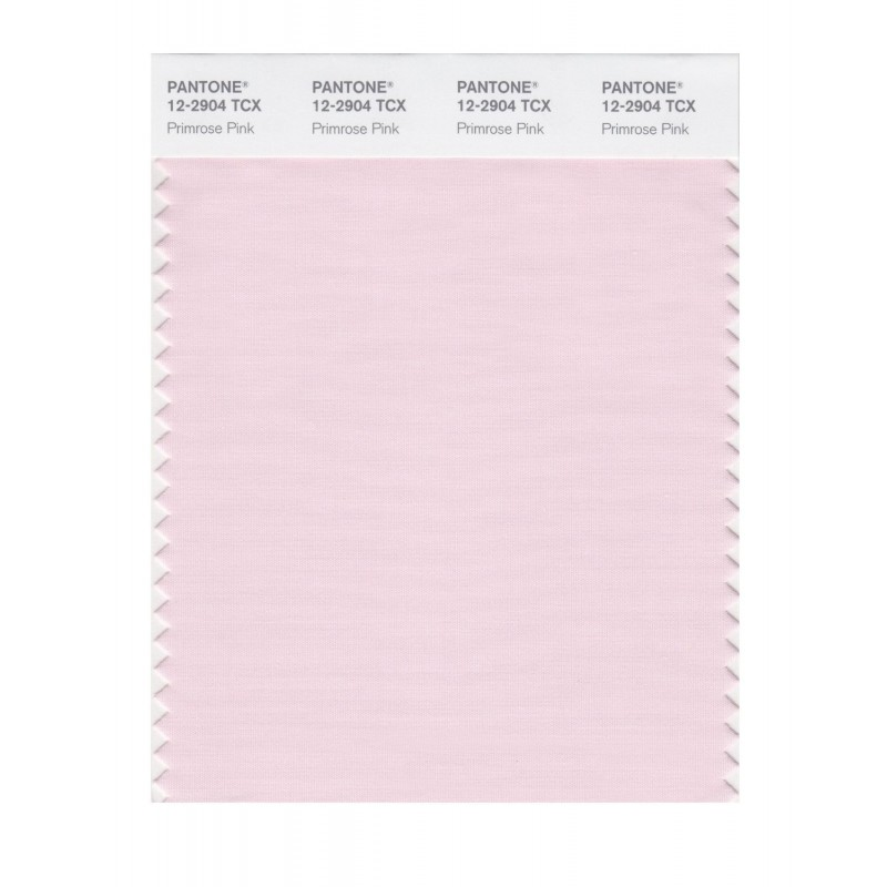 Pantone 12-1813 TCX Swatch Card Marys Rose
