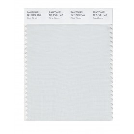 Pantone 12-4705 TCX Swatch Card Blue Blush