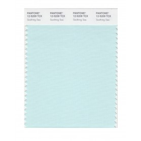 Pantone 12-5209 TCX Swatch Card Soothing Sea