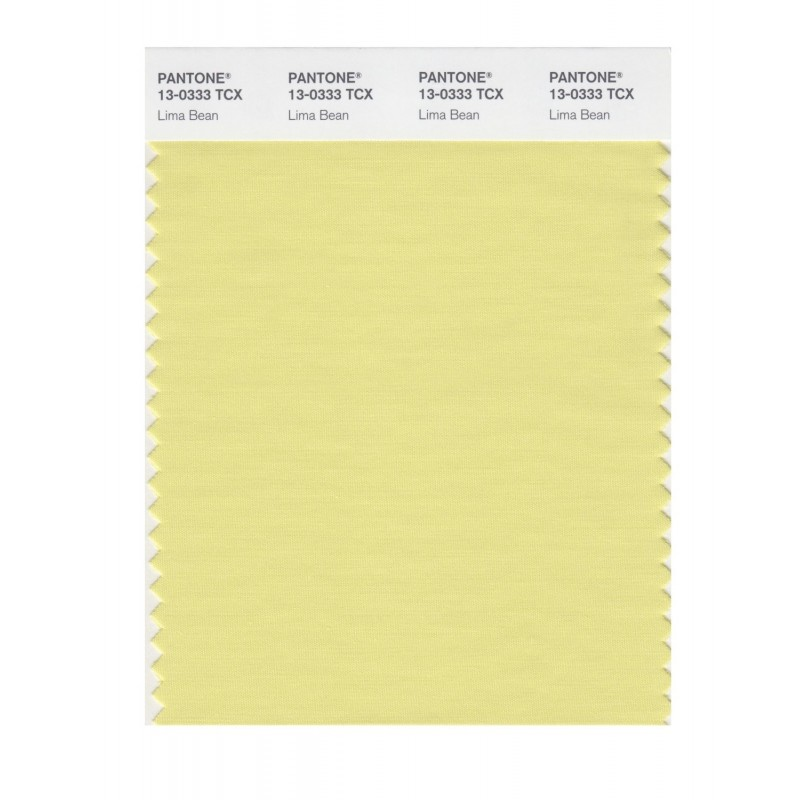Pantone 13-0221 TCX Swatch Card Pistachio Green