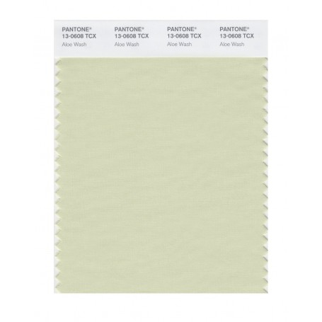 Pantone 13-0608 TCX Swatch Card Aloe Wash