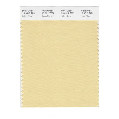 Pantone 13-0916 TCX Swatch Card Chamomille