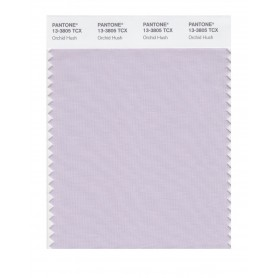 Pantone 13-3805 TCX Swatch Card Orchid Hush