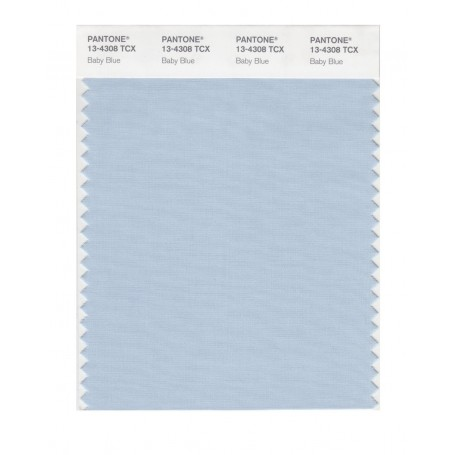 Pantone 13-4305 TCX Swatch Card Foggy Dew