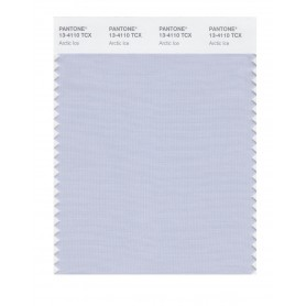 Pantone 13-4110 TCX Swatch Card Arctic Ice