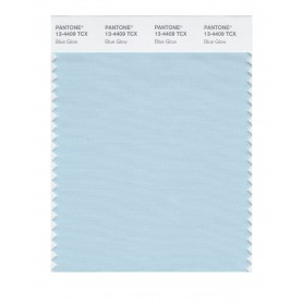 Pantone 13-4409 TCX Swatch Card Blue Glow