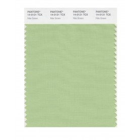 Pantone 14-0121 TCX Swatch Card Nile Green
