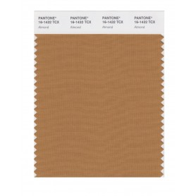 Pantone 16-1432 TCX Swatch Card Almond