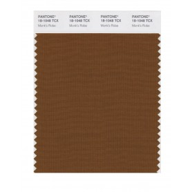 Pantone 18-1048 TCX Swatch Card Monk's Robe