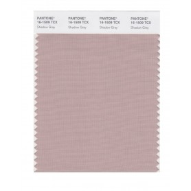 Pantone 16-1509 TCX Swatch Card Shadow Gray