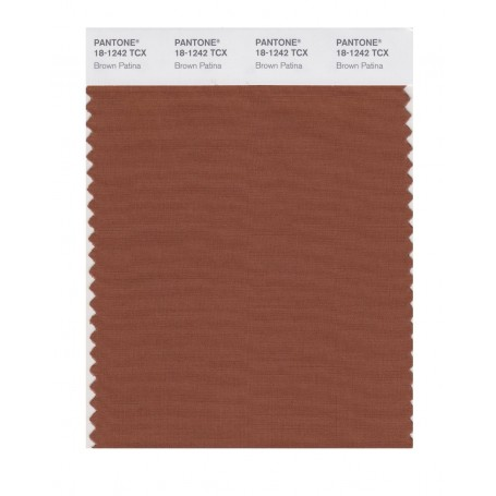 Pantone 18-1242 TCX Swatch Card Smoked Pearl