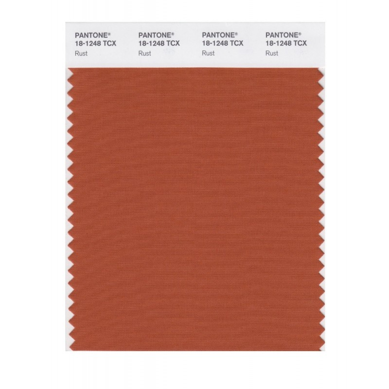 Pantone 18-1248 TCX Swatch Card Tapenade