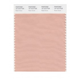 Pantone 14-1313 TCX Swatch Card Rose Cloud