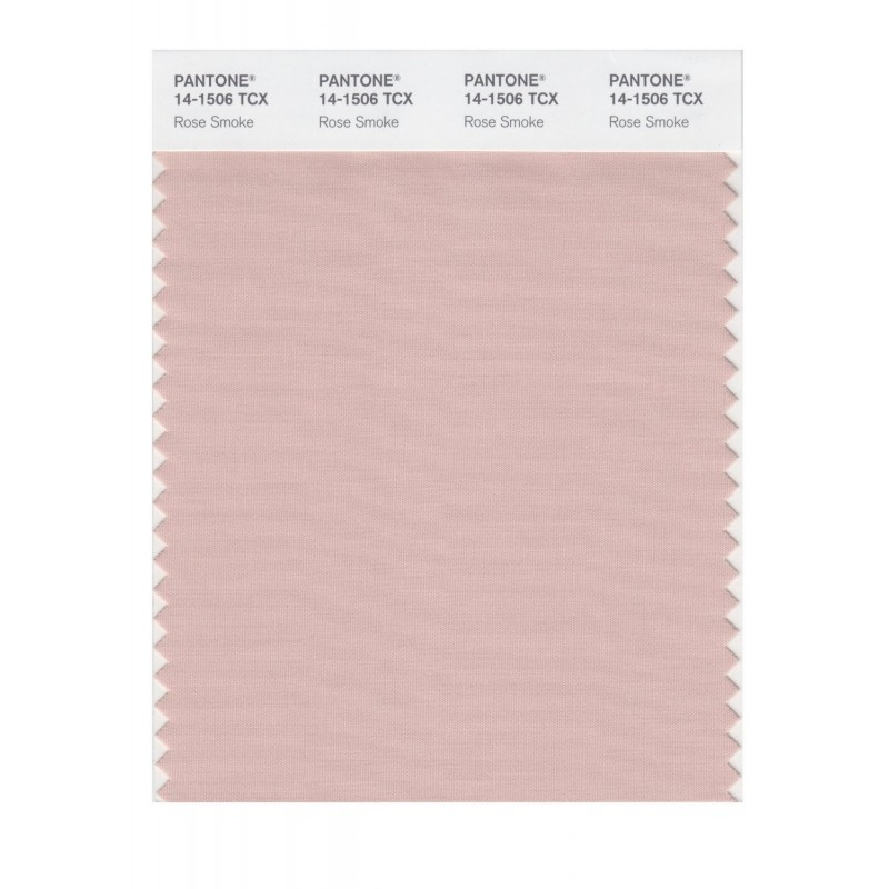Pantone 14-1506 TCX Swatch Card Rose Smoke Buy in india
