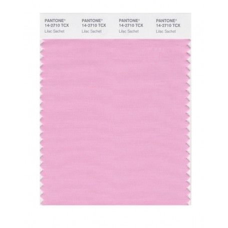 Pantone 14-1911 TCX Swatch Card Candy Pink