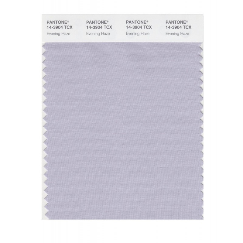 Pantone 14-3903 TCX Swatch Card Lilac Marble