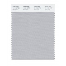 Pantone 14-4105 TCX Swatch Card Micro Chip