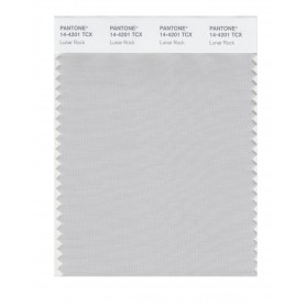 Pantone 14-4201 TCX Swatch Card Lunar Rock