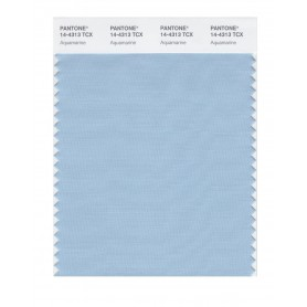 Pantone 14-4313 TCX Swatch Card Aquamarine