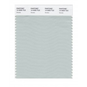 Pantone 14-4505 TCX Swatch Card Smoke