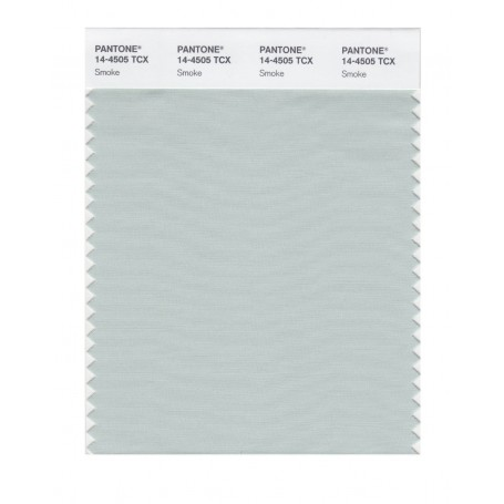 Pantone 14-4502 TCX Swatch Card Mercury