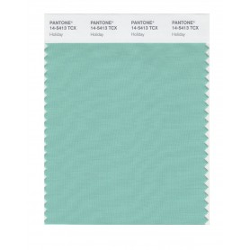 Pantone 14-5413 TCX Swatch Card Holiday