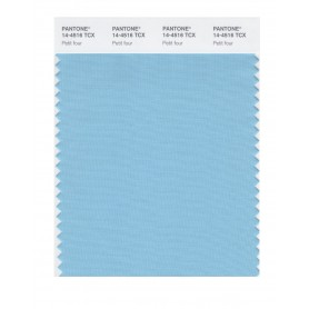 Pantone 14-4516 TCX Swatch Card Petit Four