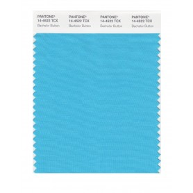 Pantone 14-4522 TCX Swatch Card Bachelor Button