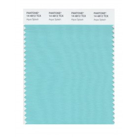 Pantone 14-4812 TCX Swatch Card Aqua Splash