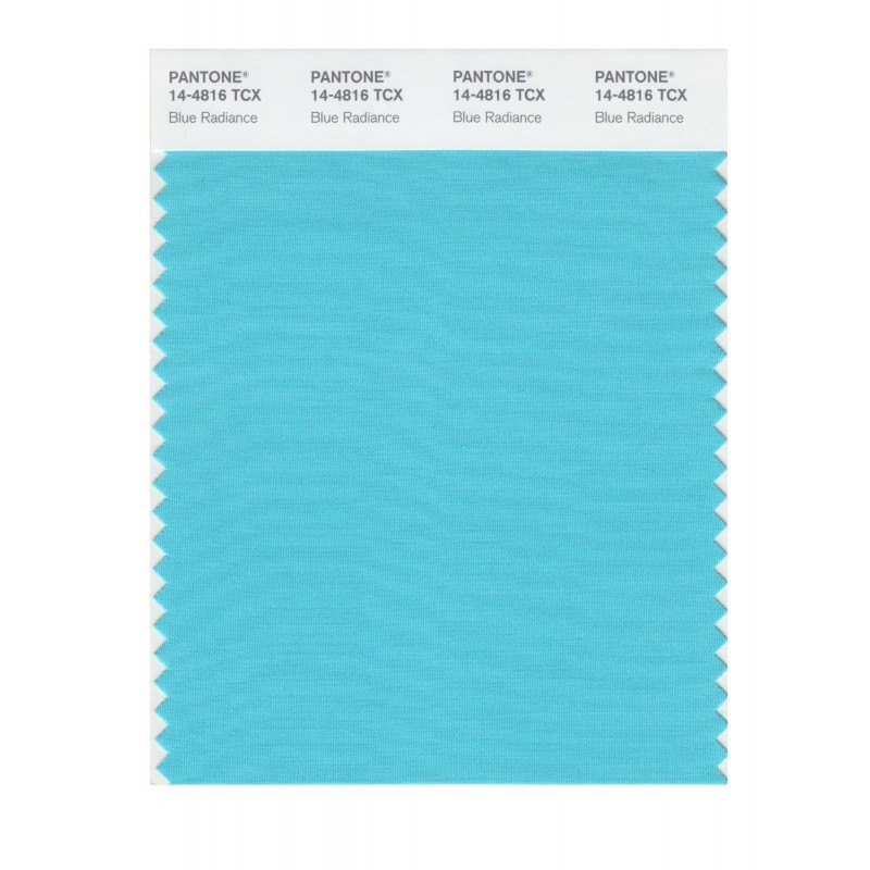 Pantone 14-4809 TCX Swatch Card Eggshell Blue