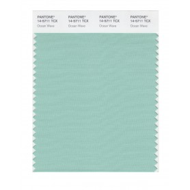 Pantone 14-5711 TCX Swatch Card Ocean Wave