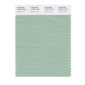 Pantone 14-6011 TCX Swatch Card Grayed Jade