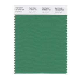 Pantone 18-6022 TCX Swatch Card Leprechaun